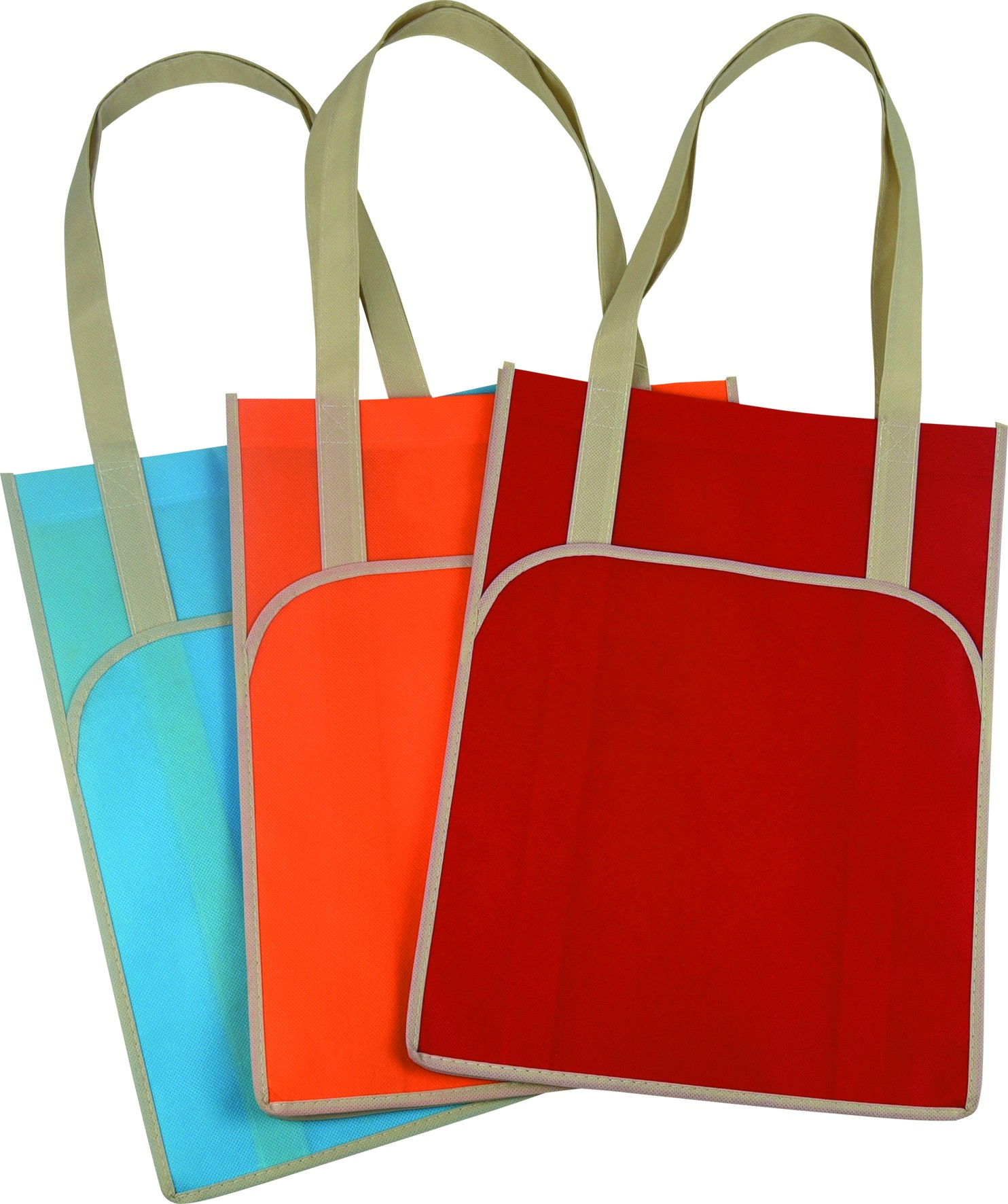 Wholesale Promotional Cheap Custom Eco-friendly PP Shopping Non Woven Bag, Promotional Cheap Custom Eco-friendly PP Shopping Non Woven Bag Manufacturers, Promotional Cheap Custom Eco-friendly PP Shopping Non Woven Bag Producers