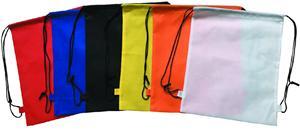 wholesale printing drawstring polyester eco friendly custom logo drawstring bag