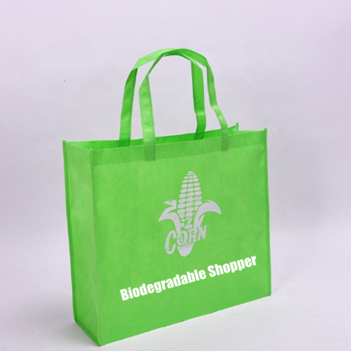 Wholesale Quality PLA Nonwoven Shopper Biodegradable Corn Starch Bag, Quality PLA Nonwoven Shopper Biodegradable Corn Starch Bag Manufacturers, Quality PLA Nonwoven Shopper Biodegradable Corn Starch Bag Producers