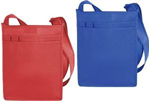 Fashion Non Woven Messenger Custom Shoulder Bag