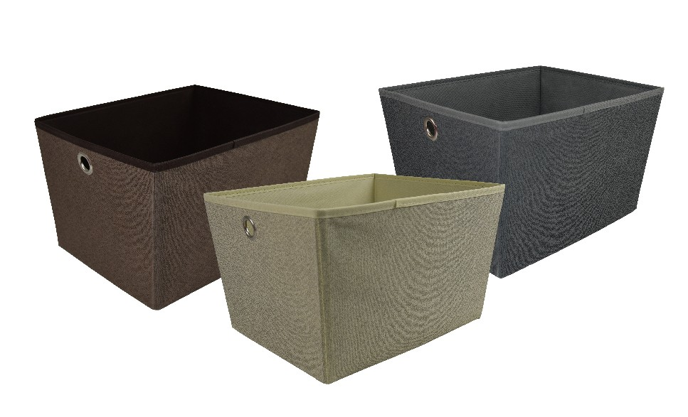 New Design Custom Home Clothes Foldable Storage Box