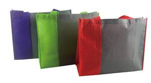 Wholesale custom shopping pp non woven bag customize printing bulk bag