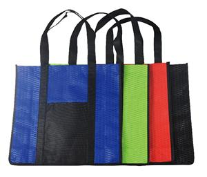 Wholesale custom recycle hand bag non woven shopping bag