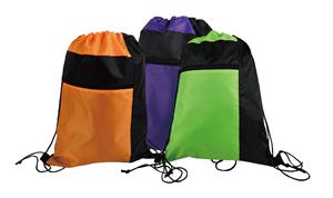 China factory wholesales custom printed pp non woven drawstring bags