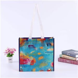 Customizable Recycled Eco RPET Bag Shopper