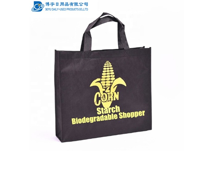 PLA corn starch bag
