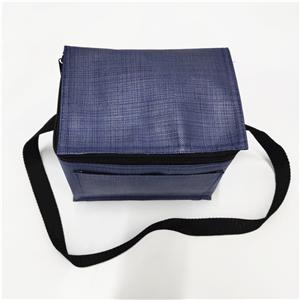 Customizable Insulated Non Woven Cooler Bag lunch bag