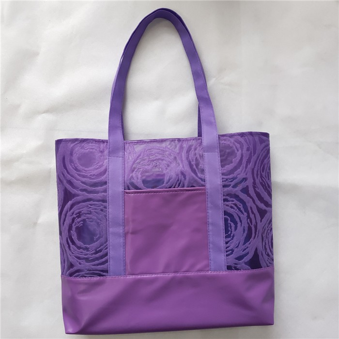 Wholesale Non Woven With PU Tote Shopping Bag, Non Woven With PU Tote Shopping Bag Manufacturers, Non Woven With PU Tote Shopping Bag Producers