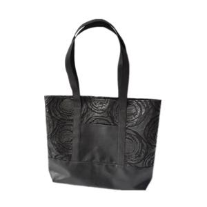 Non Woven With PU Tote Shopping Bag Shopper
