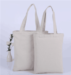 Wholesale Custom Natural Blank Shopping Cotton Tote Canvas Bag