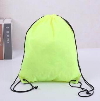 polyester drawstring bags