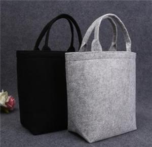Factory Custom eco-friendly tote bag felt bag