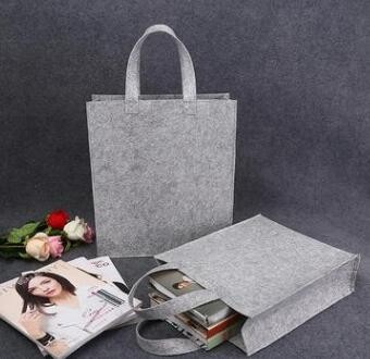 Wholesale Factory Custom eco-friendly tote bag felt bag, Factory Custom eco-friendly tote bag felt bag Manufacturers, Factory Custom eco-friendly tote bag felt bag Producers