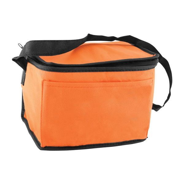 Quality Customizable Insulated Non Woven Cooler Bag lunch bag