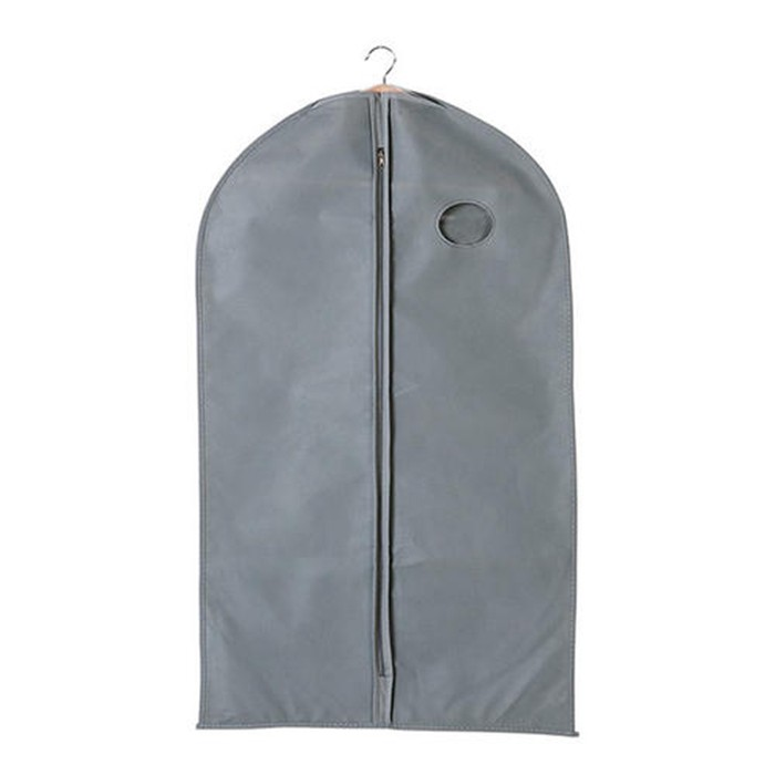 New Customizable Suit Cover Nonwoven Garment Bag
