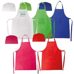 Chef customized non woven aprons