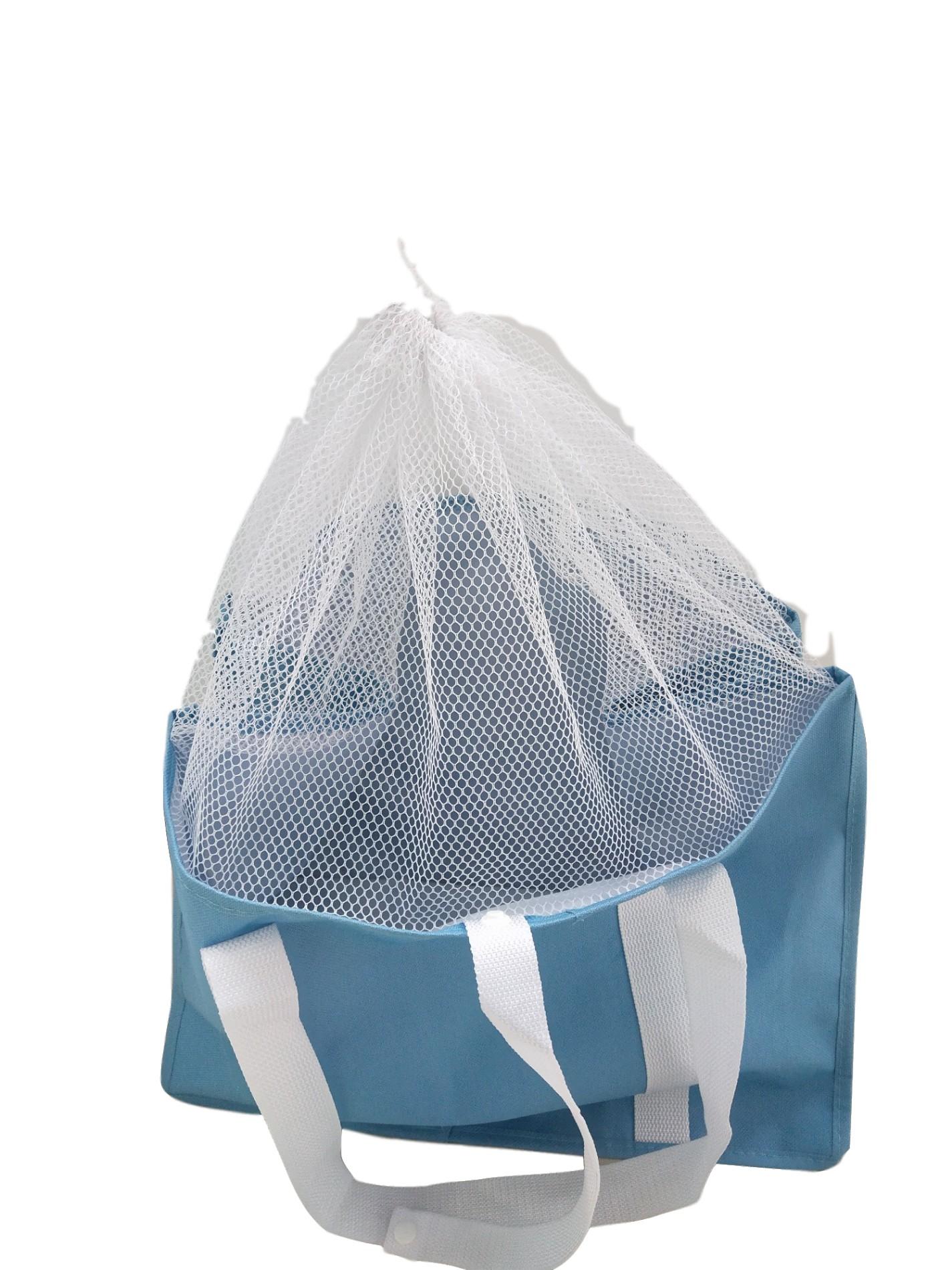 Custom logo 600D polyester oxford shopping bag