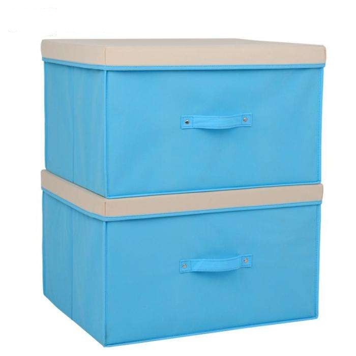New Design Custom Clothes Foldable Storage Box