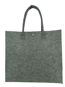 Latest Design Reusable Fashion Felt Cloth Bag for Women