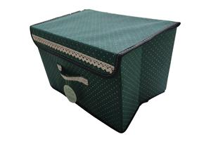 Heavy Duty Non Woven Large Clothes Storage Box For Cloth