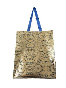 Custom Logo Print Shopping Non Woven Bags With Handles