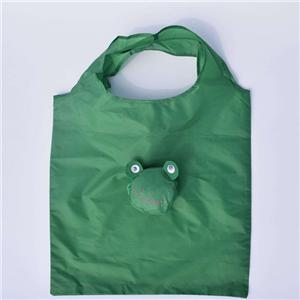 Customizable Foldable 210D Polyester Folding Bag shopper