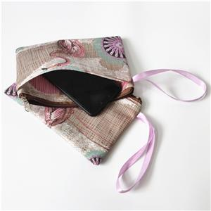 New product PP Nonwoven Purse Pouch with pockets outside
