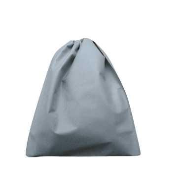 New style wholesale custom logo non woven drawstring bag