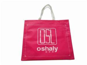 Custom logo non woven bags shopping tote bags