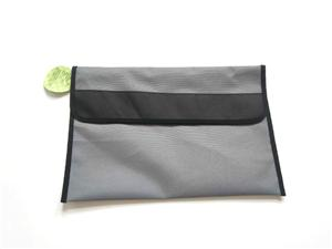Popular student file bag custom A4 document bag