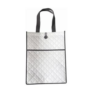 Customizable Pressed PP laminated nonwoven shopping bag