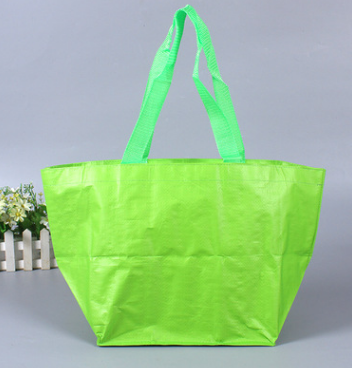 Wholesals Custom Logo After Lamination PP Woven Shopping Bag