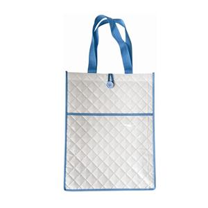 Customizable Embossed PP laminated Shopper non woven reusable bags