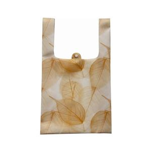 Wholesale custom shopping pp non woven T-shirt bag