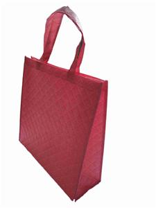 Pressed PP Laminated non woven shopping bags