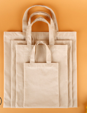 Wholesale Custom Logo Printed Eco-Friendly Cotton Canvas Tote Bag
