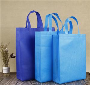 Custom logo non woven tote bags shopping bags
