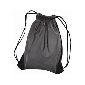 Safe at Night Drawstring TC Bag Reflective Backpack