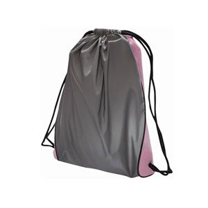 Safe at Night Drawstring TC Bag Reflective Backpack for kids