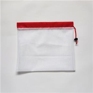 Polyester Drawstring Mesh Straining Bag