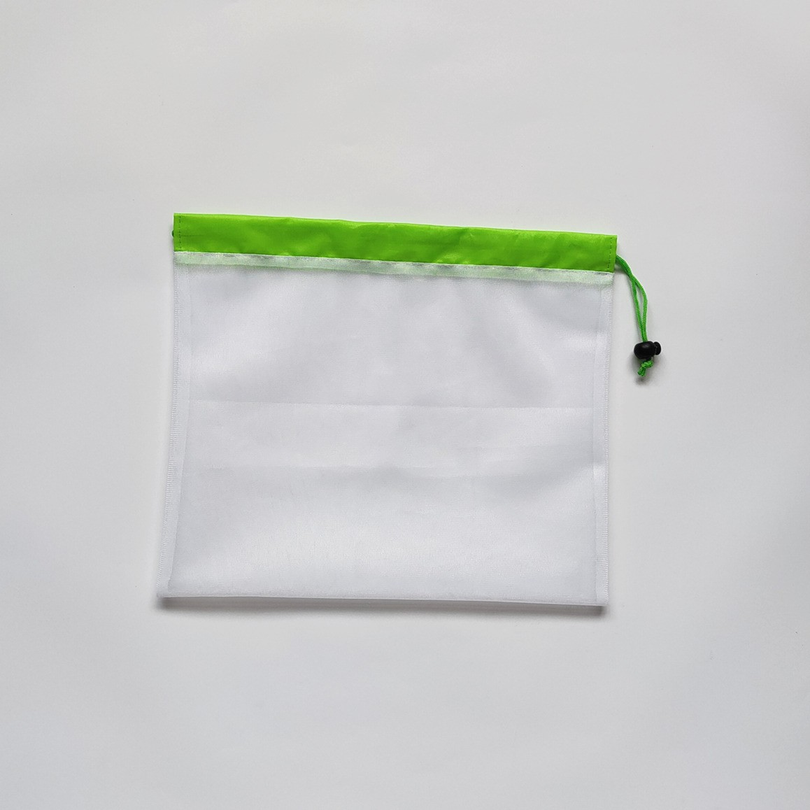Reusable Washable Premium See Through Mesh Bags for Shopping