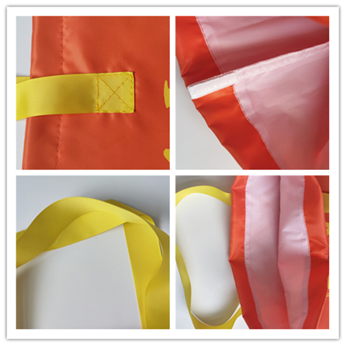 satin cloth bag