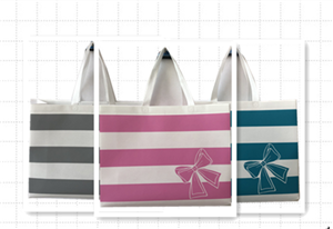 Wholesals Custom Logo Lamination PP Woven Shopping Bag