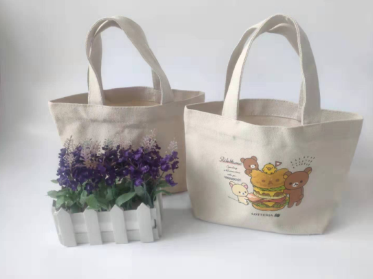 wholesale Custom Natural cotton bag