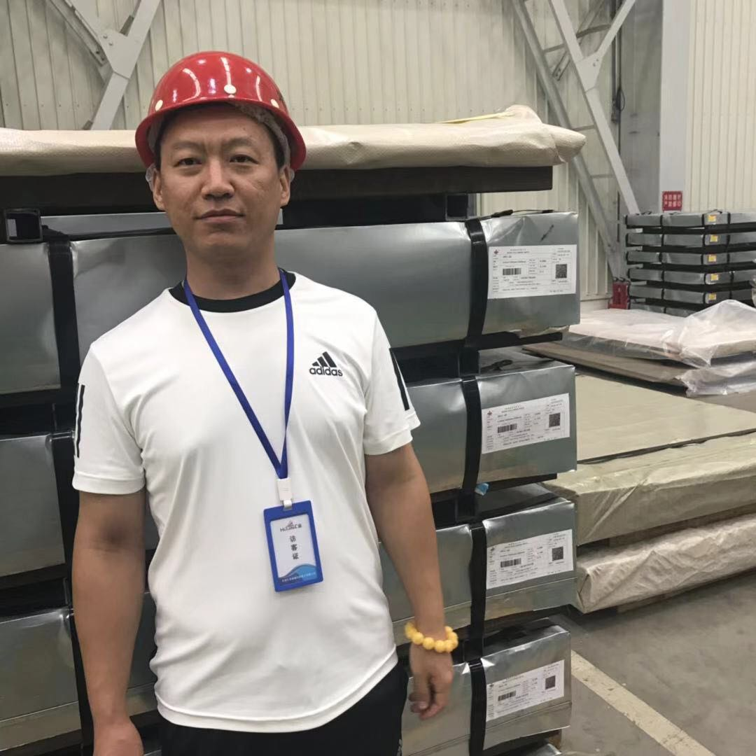 Leader of after-sales service system construction team