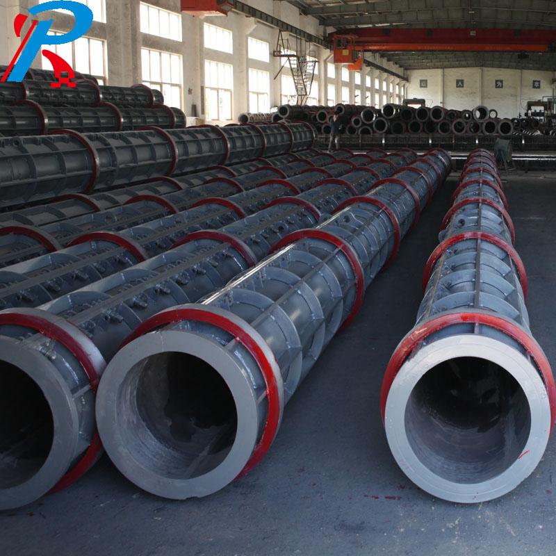 Prestressed Concrete PHC Pile Moulds Manufacturers, Prestressed Concrete PHC Pile Moulds Factory, Supply Prestressed Concrete PHC Pile Moulds