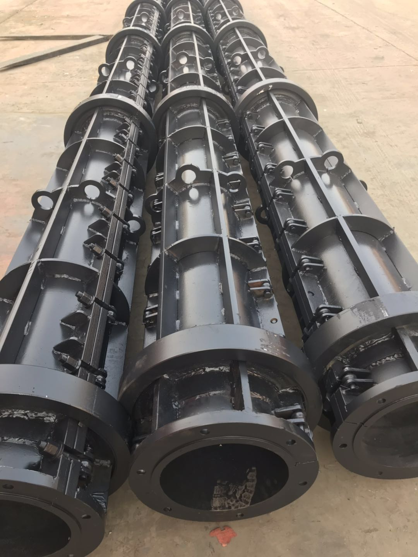 Concrete pile mold diamter 600-800mm
