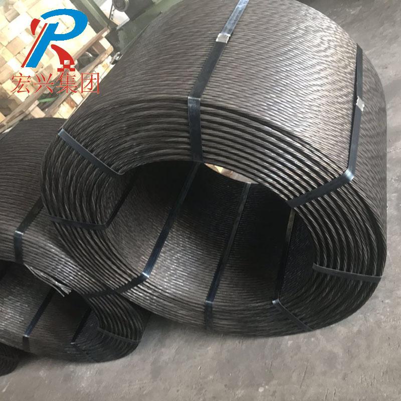 Steel PC Strand Wire