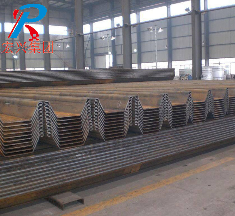 Steel Pile Sheet Manufacturers, Steel Pile Sheet Factory, Supply Steel Pile Sheet