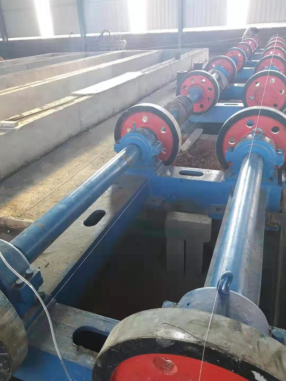 13M pre-stressed concrete pole machine
